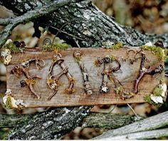 Twig Fairy Sign by pandorajane on Etsy