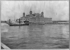 41 Rare Vintage Photographs of Ellis Island Immigration in the Early 20th Century ~ vintage everyday