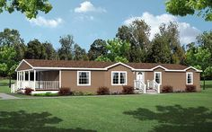 Floor Plans: New Moon A-45633 - Manufactured and Modular Homes