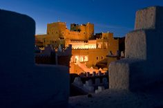 Maroc - Agdz - Vallée du Draâ