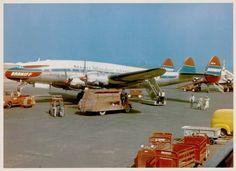 [c/n 2082] [oct46-1968] [L049] Lockheed Constellation [N2521B] [Braniff International Airways] [aug55] [oct63]