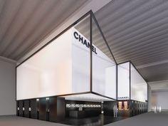 Bâle horlogerie Baselworld 2013 montres design pavillon Chanel Peter Marino