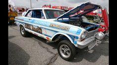 Nova Gasser Drag Cars Nova Straight Axle Nova Gassers  Nova Gasser Drag ...