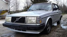 A rod is a unit of measurement used in defining area. A Hot Rod is an automobile used in defining the coolness of its driver. Today's Nice Price or Crack Pipe Volvo 240 could be defined as a Hot Rod owing to its SBC, but will its price be a cool deal?