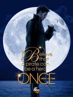 once upon a time season 3 premiere | Once Upon a Time' season three posters- Captain Hook