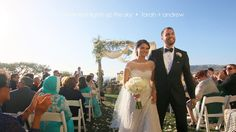 a love that lights up the sky: Farah + Andrew's Trailer from Ritz Carlton, Laguna