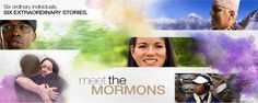 Meet the Mormons examines the diverse lives of six members of The Church of Jesus Christ of Latter-day Saints. In theaters October 10th.