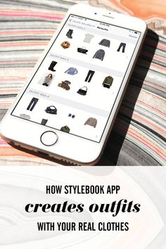 Get inspired by the clothes you already have by letting Stylebook make outfits for you! The Outfit Shuffle™ feature will shuffle your closet like a deck of cards to reveal outfits already hiding in your wardrobe. It's kind of like playing the fashion lottery!