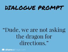 """""""Why not?"""" """"IT IS LITERALLY A FIVE HEADED DRAGON."""" """"Your point is...?"""""""