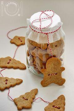 JA U KUHINJI...: Đumbir keksići / Gingerbread cookies