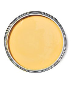 """Best Yellow for a Kitchen Citron 74 Modern Emulsion """"Cheerful, but not too jarring first thing in the morning."""" This is what I want to update the yellow in my kitchen to - just a little warmer. Yellow Paint Colors, Yellow Painting, Colours, Kitchen Colour Schemes, Kitchen Paint Colors, Kitchen Redo, Kitchen Remodel, Kitchen Ideas, Weekend House"""
