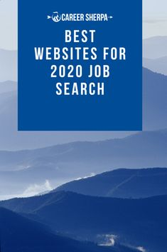 Looking for a new job means you'll want to use the best websites for your 2020 job search. This comprehensive list addresses everything you'll need. Job Search Websites, Online Job Search, Life Advice, Career Advice, Finding A New Job, Resume Writer, Job Posting, Business Advice