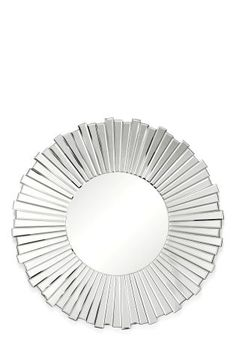 Deco Facet Wheel Mirror From The Next Uk Online