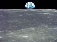 Today in 1969 - Apollo 10 transmit 1st color pictures of Earth from space.