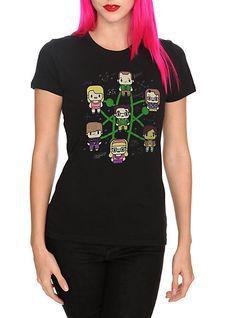 The Big Bang Theory Atom T-Shirt