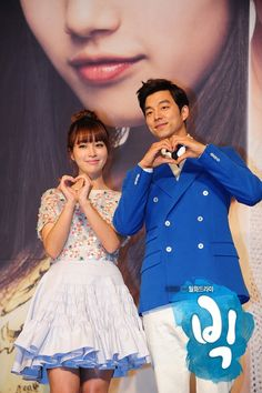 Big (빅 2012 Korean Drama) -- Aww <3, hmm, must add to my Netflix queue when it comes out!