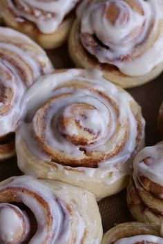 Cinnabon Cinnamon Rolls are beyond delicious, especially when smothered in frosting! This 1-hour Cinnabon recipe tastes just like the original.