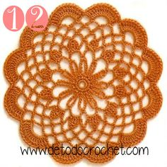 Schemes of the round crochet motifs Crochet Motif Patterns, Granny Square Crochet Pattern, Crochet Diagram, Crochet Chart, Thread Crochet, Filet Crochet, Irish Crochet, Crochet Granny, Crochet Tablecloth