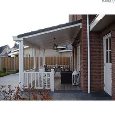 Diy Pergola, Pergola Curtains, Pergola Kits, Pergola Ideas, Extension Veranda, Porch Veranda, Outdoor Living, Outdoor Decor, Pergola Designs