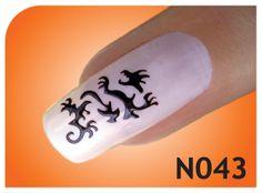 nail art dragon Viking Party, Medieval Party, Dragon Nails, Smart Nails, Nail Art Blog, Dragon Party, Hair And Nails, Beauty Makeup, Nail Designs