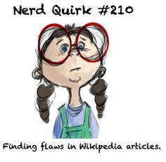 Nerd Quirk #210
