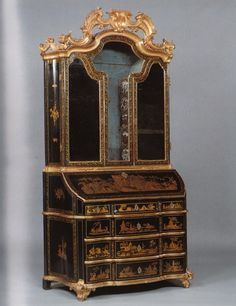 Oriental Furniture, Antique Furniture, Painted Furniture, Furniture Board, Wardrobe Cabinets, House Made, Chinoiserie, Art Decor, Home Decor