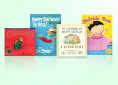 Great books for kids on sale at hautelook.com. Sale ends Thursday (3/8) at 8 AM (PST).