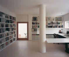 clean studio space