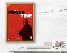 Pogba & Lingard Dab Celebration Manchester United Poster | Etsy Manchester United Poster, Jesse Lingard, Sir Alex Ferguson, Green Backgrounds, Great Gifts, Poster Prints, Vintage Fashion, The Unit, Celebrities