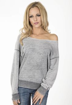 "Ladies slouch pull over. www.jsapparel.net Enter special code "" JSFRIENDS "" and get 20% off on purchase. Limited time only. All JS product made in USA."