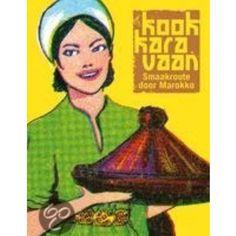 Reis en kookboek over Marokko.