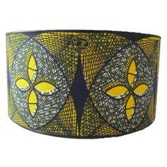 Lampenkap Zwart/Geel van Deelux Yellow, Hats, Hat