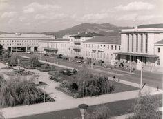 Bahnhof ca. 1950