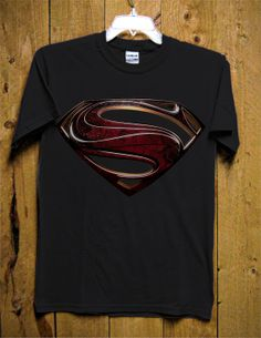 Man Of Still Logo TShirt  Superman TShirt  by GoldenMurup on Etsy, $16.98