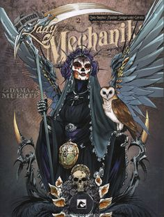 Lady Mechanika - La dama de la muerte (2/2)