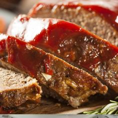 A Simple and delicious recipe for ground beef meatloaf with a ketchup glaze.. Ground Beef Ketchup Meatloaf Recipe from Grandmothers Kitchen.