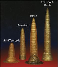 Later Bronze Age Ceremonial Hats