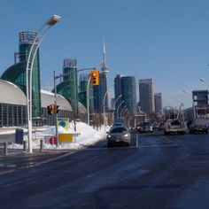 We love doing our Toronto shows! Energy C, Cn Tower, Toronto, Street View, Building, Winter, Leather, Travel, Winter Time