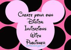 Free Editable Minnie Mouse Birthday Invitations Minnie Mouse SBA