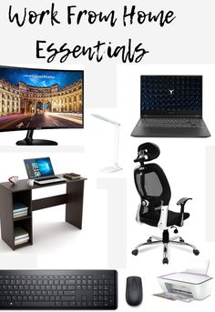 Working from home is difficult unless you have a better and comfortable workstation. Here are the essentials that you may consider to make your workflow easy. Top Selling Products Online, Home Furniture Online, Essentials, Things To Sell, Easy
