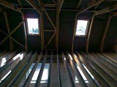 Znalezione obrazy dla zapytania rynna na dachu mansardowym
