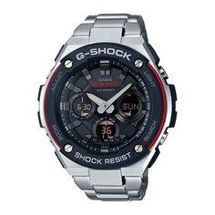 G-Shock G-Steel Series GSTS100D-1A4 Black Dial Watch