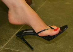 High Heel Slides & nothing but Mules : Photo