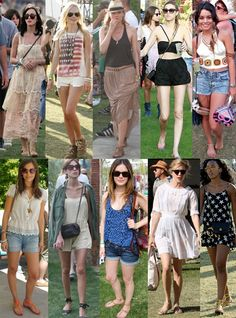 Coachella Inspiration : What the Frock blog
