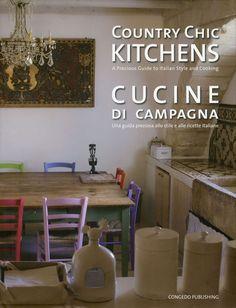 country chic.kitchens, cucine di campagna