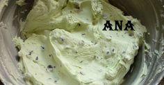 Fabulosa receta para Crema de menta casera . Crema para rellenar tortas, muy rica y fácil. Sirve para rellenar o decorar tortas sobre todo de chocolate.