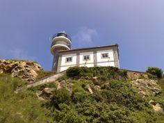 Basque Country, Gipuzkoa, Getaria Lighhouse