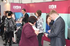 Plenty of interest at the N4L stand