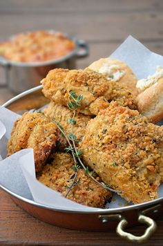 Southern Baked Chicken