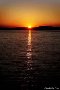 https://flic.kr/p/d8gohQ   Lake sunset  